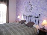 Habitación Matrimonio 150 con vistas y baño con bañera