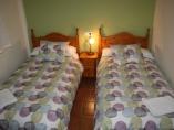 habitación dos camas 90cm