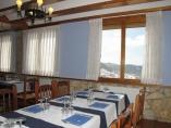 comer-restaurante vistas a la montaña
