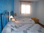 habitación dos camas con opción supletoria 80cm