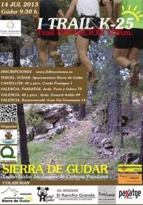 trail sierra de gudar